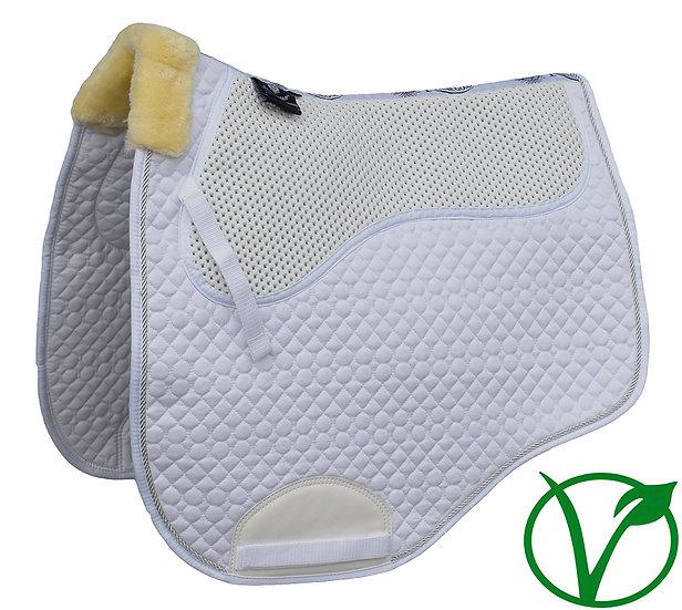 Rhinegold Non-Slip Gel Straighter Cut Saddle Cloth