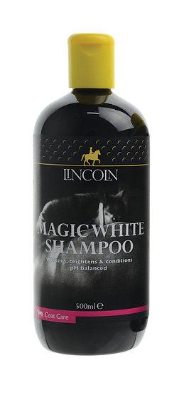 Lincoln Magic White Horse Shampoo - 500ml