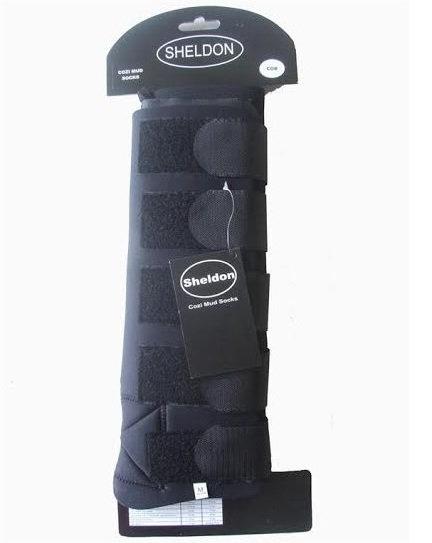 Sheldon Cozi Mud Socks