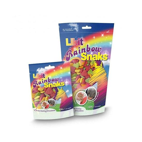 LIKIT Rainbow Snacks 100g
