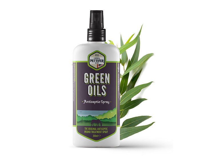 Green Oils Antiseptic Spray - 250ml