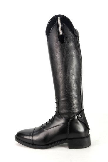 Brogini Kids Como Piccino Boot with Patent Top