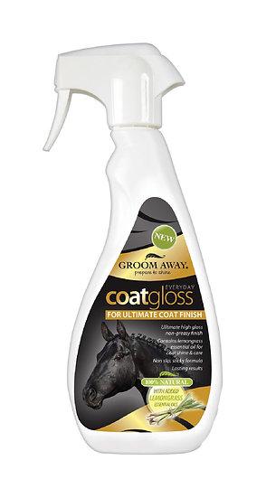Groom Away Coatgloss - 500ml