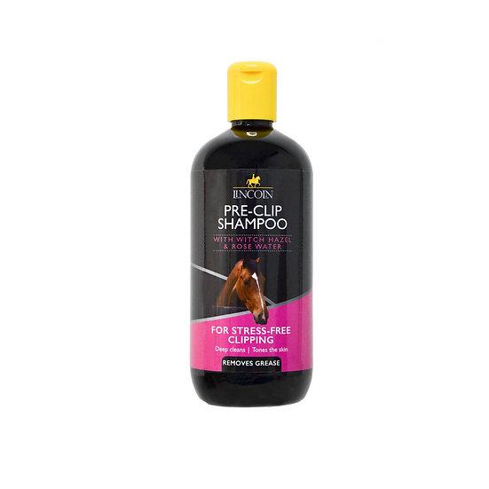 Lincoln Pre-Clip Shampoo