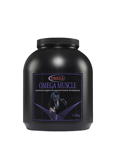 Omega Equine Muscle