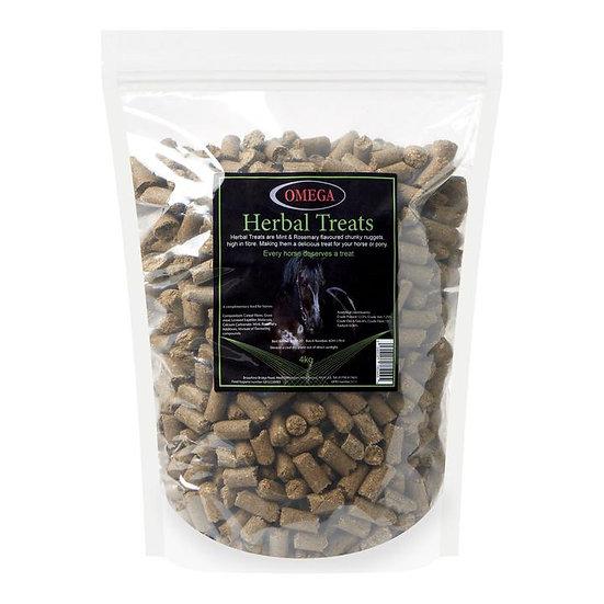 Omega Equine Herbal Treats