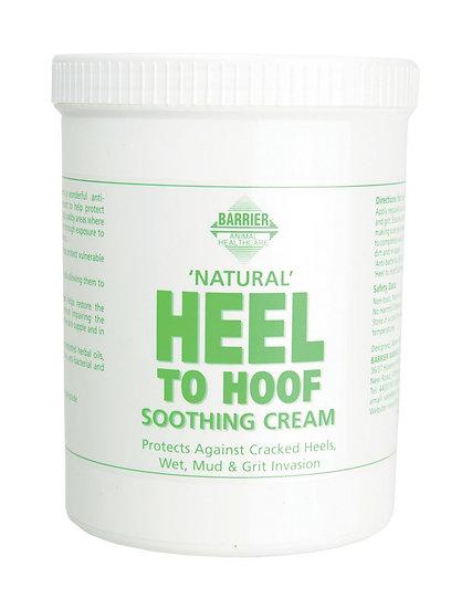 Barrier Heel To Hoof Soothing Cream- 250g