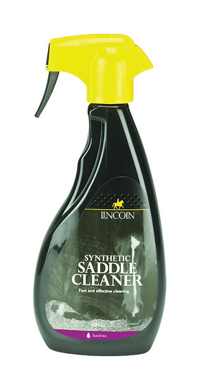 Lincoln Synthetic Tack Cleaner - 500ml