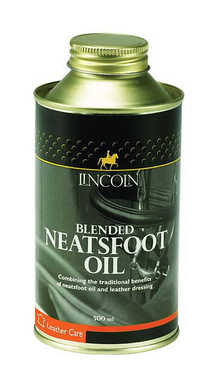 Lincoln Neatsfoot Oil Compound- 500ml