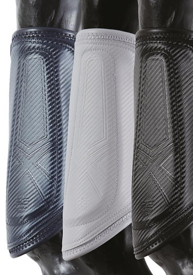 Premier Equine Carbon Air Tech Double Locking Brushing Boots