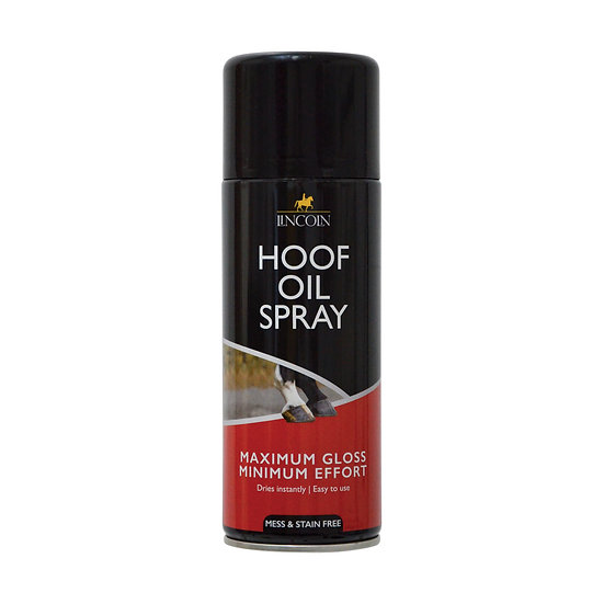 Lincoln Hoof Oil Aerosol  - 400g