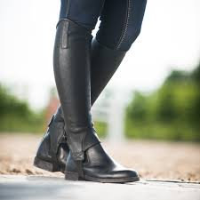 Horze Desta Synthetic Half Chaps