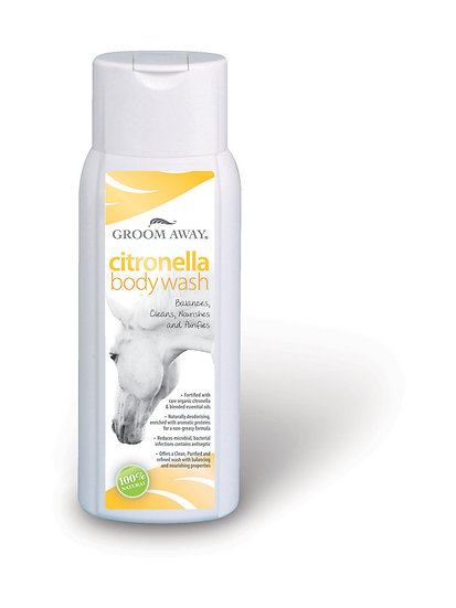 Groom Away Citronella Body Wash - 400ml