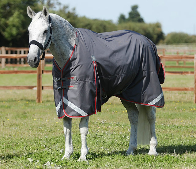 Premier Equine Buster 50g Turnout Rug with Classic Neck Cover