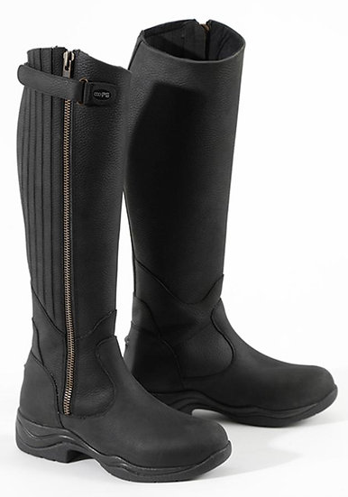 Premier Equine Brecon Ladies Leather Country Boot
