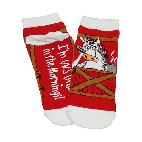 LazyOne Adult Slipper Sock UNSTABLE