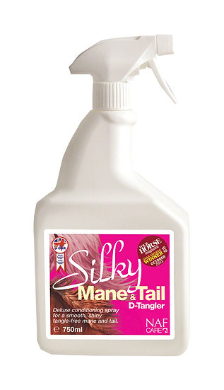 NAF Silky Mane & Tail Detangler
