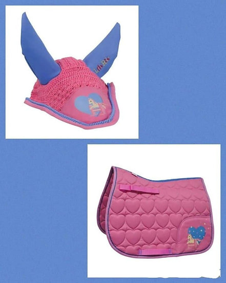 Little Rider Saddle Pad and Eats Set