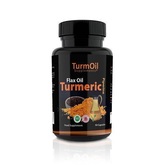 The Golden Paste Company TurmOil Supplement