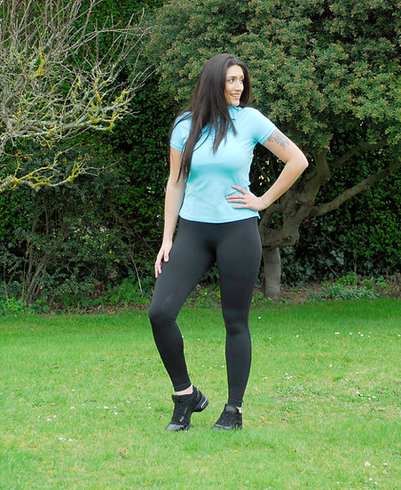 Rhinegold Performance Knee Grip Riding Tights