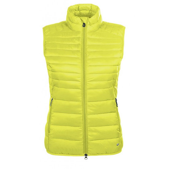 HKM Quilted Vest Lena Waistcoat