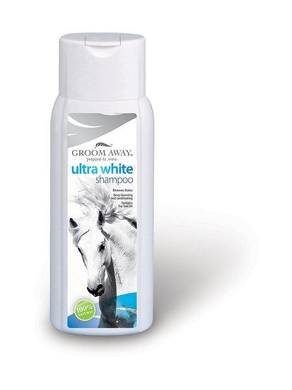Groom Away Ultrawhite Shampoo - 400ml