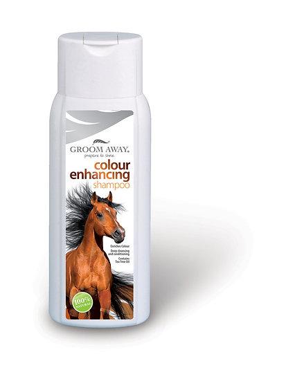 Groom Away Colour Enhancing Shampoo - 400ml