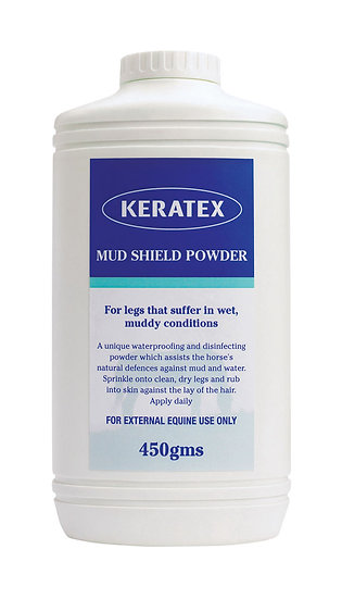 Keratax Mud Shield Powder - 450g