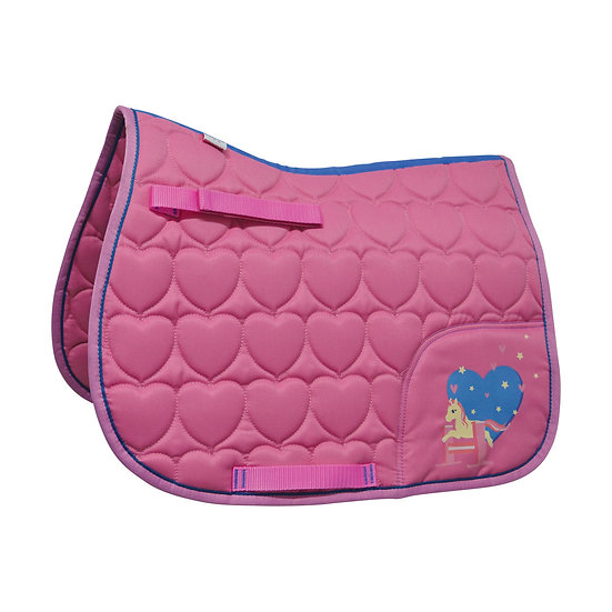 Little Rider Little Show Pony Saddle Pad