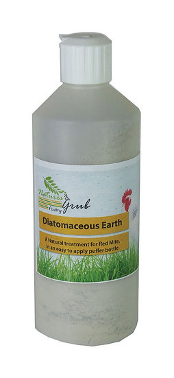 Diatomaceous Earth Natures Grub Powder - 200g