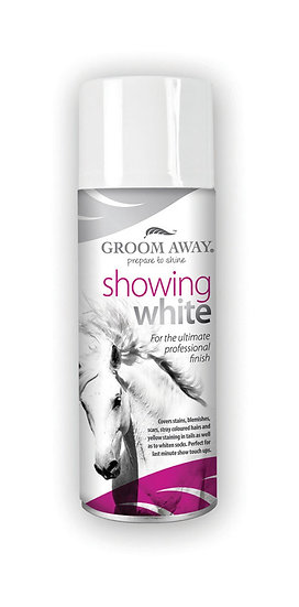 Groom Away Showing White Spray- 400ml