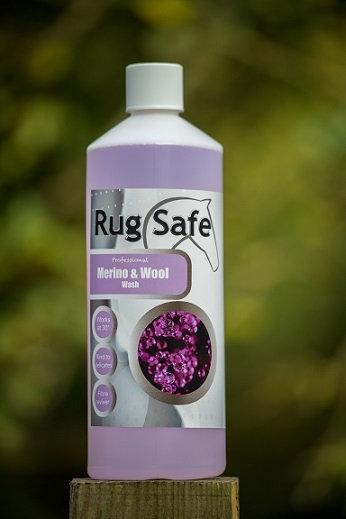 Rug Safe Merino Wool Wash 1 Litre