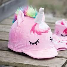Equetech Unicorn Hat Silk