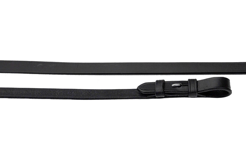 Heritage English Leather Plain Reins