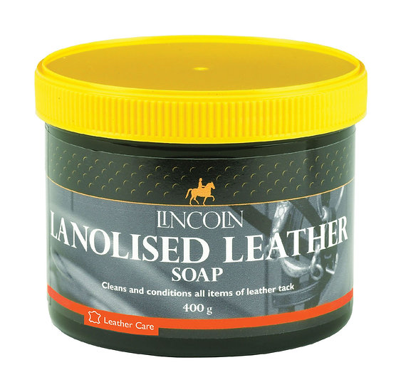 BRANSBY Lincoln Lanolised Leather Soap