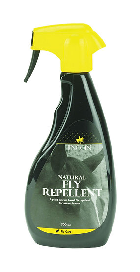 Lincoln Natural Fly Repellent - 500ml