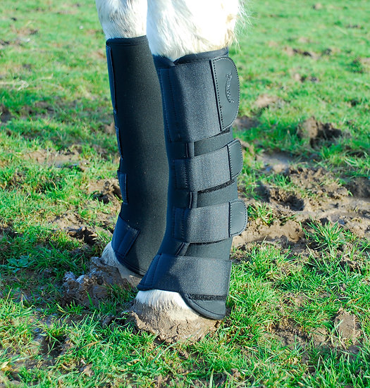 Rhinegold Neoprene Breathable Turnout Boots