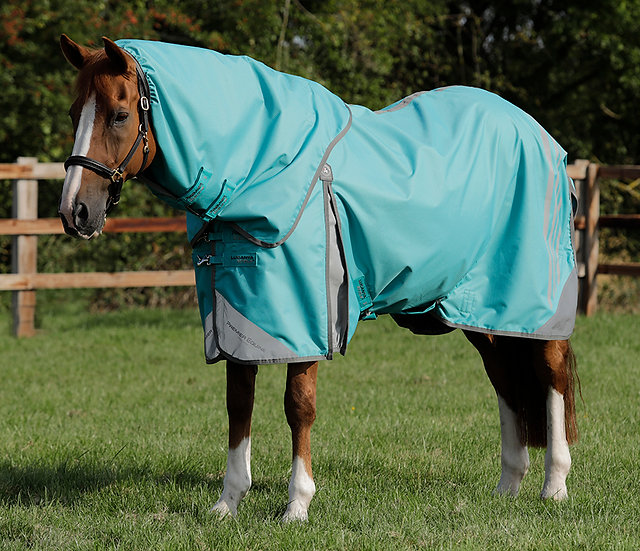 Premier Equine LUCANTA STRATUS 0g Turnout Rug with Neck Cover