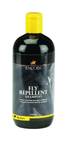 Lincoln Fly Repellent Shampoo - 500ml