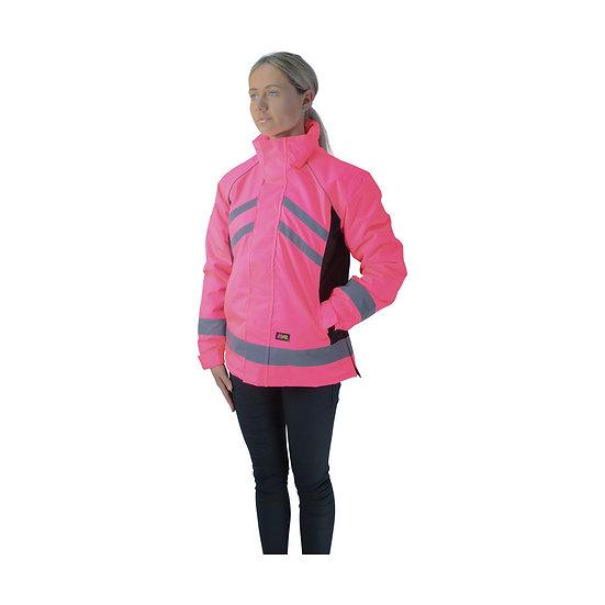 HyVIZ Reflective Waterproof Riding Jacket