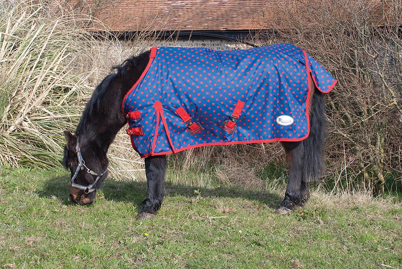 Rhinegold Dottie Torrent Lightweight Foals/Tiny Ponies Rug 3'6 - 4'3