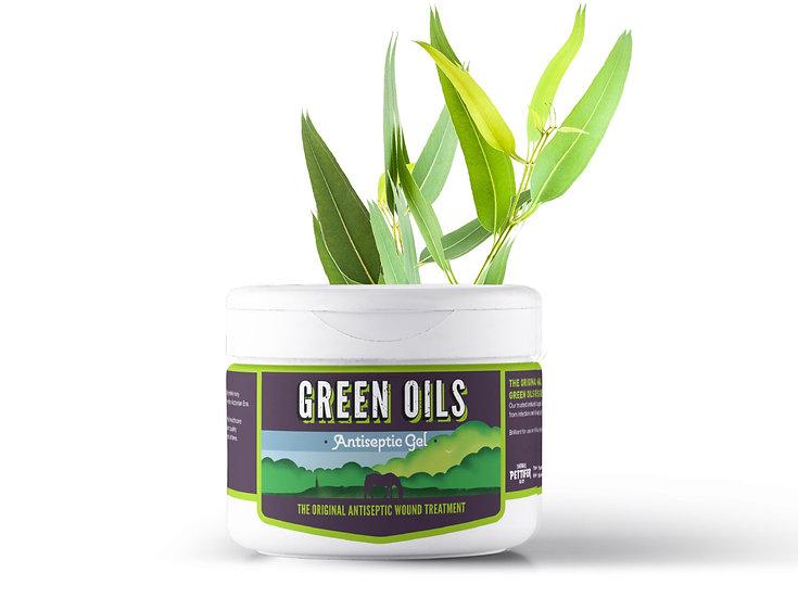 Green Oil Antiseptic Gel  - 250g