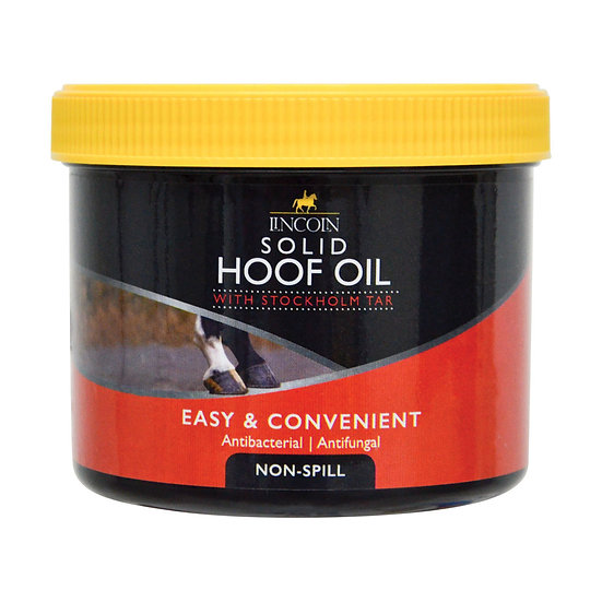 Lincoln Solid Hoof Oil  - 400g
