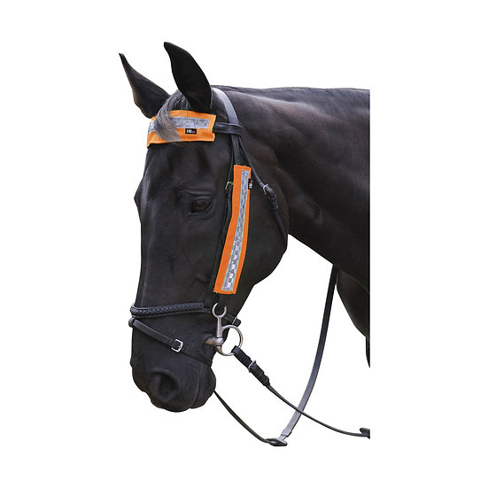 HY Reflective Bridle Bands