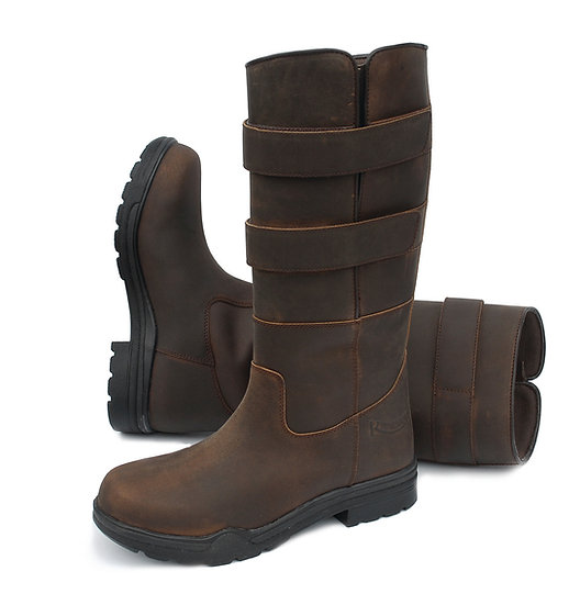 Rhinegold MENS Colorado Country Boot