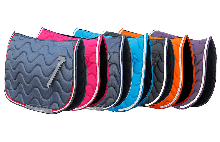 Rhinegold Wave Saddlepads