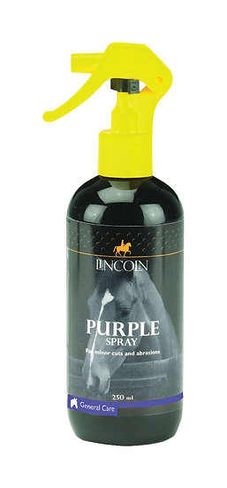 Lincoln Purple Spray