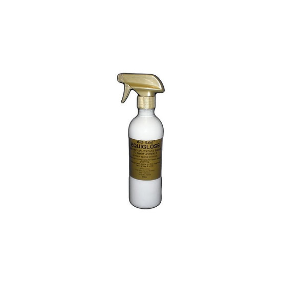 Gold Label Equigloss Spray for Instant Show Shine - 500ml