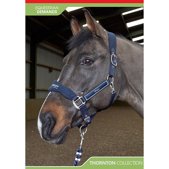 Whitaker Thornton Headcollar and Leadrope Set