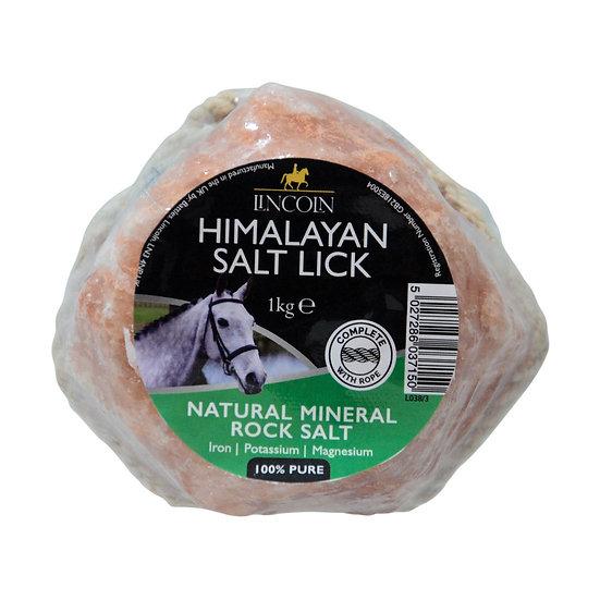 Lincoln Himalayan Salt Lick 2kg